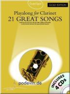 Nuty Na Klarnet Guest Spot: 21 Great Songs 4x CD