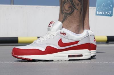 Nike Air Max 1 Og Varsity Red 554717 160 R 40 Buty 4084865794 Oficjalne Archiwum Allegro