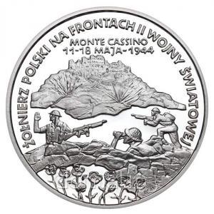 1334. 200.000 zł 1994, Monte Cassino, st.L
