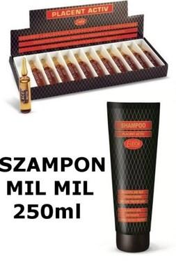 SKONCETROWANY szampon PLACENTA mil p./wypadaniu