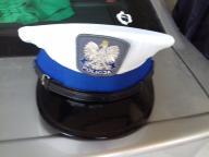 czapka Policyjna garnizonowa