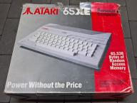 Atari 65XE, 100% sprawne, PLOMBA, oryginalny BOX