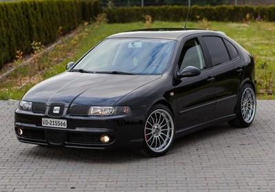 Seat Leon Top Sport 1 8turbo Piekny Szwajcar 6883247064 Oficjalne Archiwum Allegro