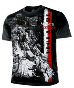 Koszulka Patriotyczna Polska Monte Cassino M 5318961407 Oficjalne Archiwum Allegro