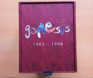 GENESIS _ 1983-1998 BOX 5 CD/SACD PHIL COLLINS