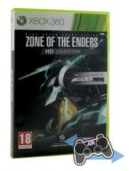 ZONE OF THE ENDERS HD COLLECTION XBOX 360 FOLIA