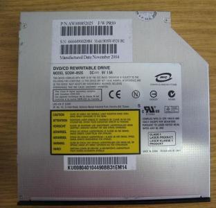 NAGRYWARKA DVDRW  DELL D620 D630 D610 D600 D820 FV