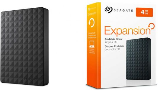 4TB Seagate Expansion STEA4000400 Usb 3.0 2,5 FV23