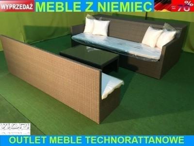 Meble Ogrodowe Technorattan Taras Ogrod M59 6713200734 Oficjalne