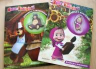 Masza i Niedźwiedź - dwie książki z prezentem