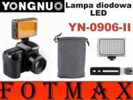 Lampa diodowa Yongnuo YN-0906II Panel Tryb Flash
