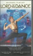MICHAEL FLATLEY LORD OF THE DANCE - VHS