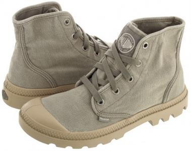 eleganckie buty kupuję teraz dobry Buty Damskie Trampki Palladium Pampa HI Khaki 37 ...