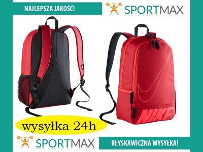 b308f9b641e31 Plecak NIKE szkolny PLECAKI szkolne MŁODZIEŻOWE A4 - 5616660776 ...