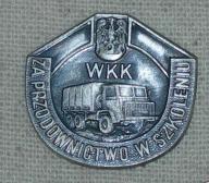 LOK - za przodwnictwo w szkoleniu WKK - 50 te