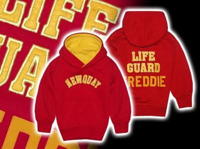 NO WORRIES *** super BLUZA Life Guard *** 98