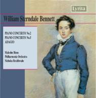 William Sterndale Bennett Bennett, W S - Piano Con