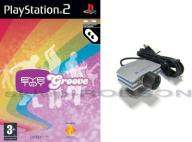 EYETOY GROOVE + KAMERA PS2 / EYE TOY / ROBSON