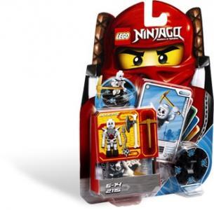 LEGO NINJAGO 2115 Bonezai  SALON+NAJNOWSZY KATALOG