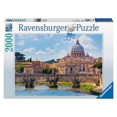Ravensburger RAVEN. 2000 EL. Most Ani ołów