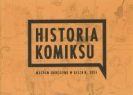 Historia komiksu. Folder