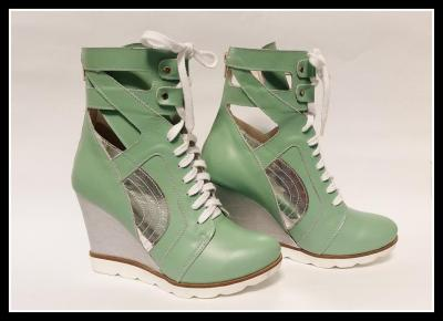 Sneakersy ala Casadei eko skórka 38