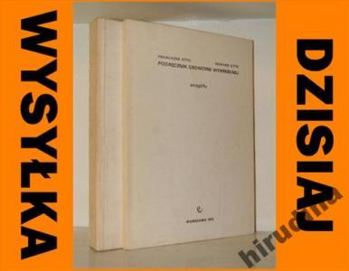 podręcznik geometrii wykreślnej otto pdf