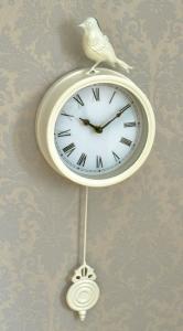 Zegar Z Wahadłem Zegary ścienne Retro Salon 3140360614