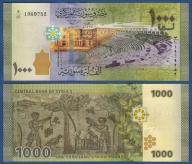 SYRIA 1000 Pounds 2013 (2015) UNC P. NEW