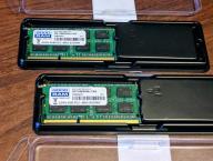 8GB GOODRAM 2x4GB DDR3 PC3-8500 1066MHz CL7 SODIMM