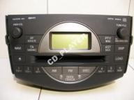 TOYOTA RAV4 RADIO CD/MP3 NA 6CD