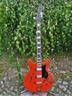 Hagstrom Concord C2 Deluxe Gitara Basowa
