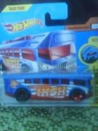 Hot Wheels Bus -City Works 10/10