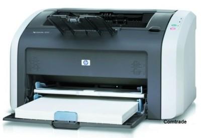 Drukarka HP LaserJet 1010 + nowy toner