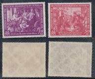 NRD nr 248-249. Ciekawe stare znaczki.