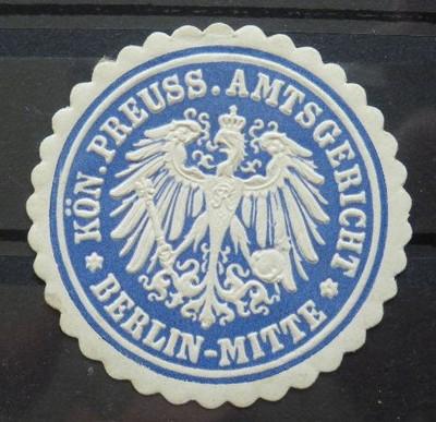ZALEPKA -  BERLIN - MITTE