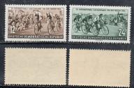 NRD nr 426-427. Ciekawe stare znaczki.