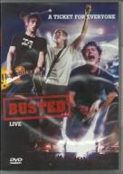 Busted A Ticket For Everyone: Busted Live - DVD