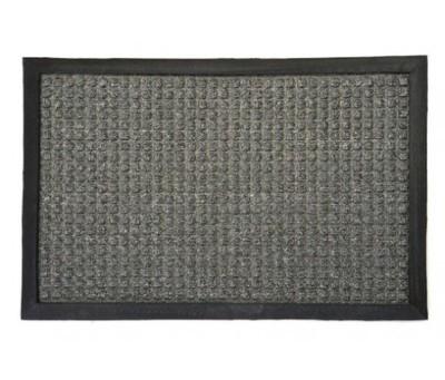 Wycieraczka FRANKEN 60x40 cm polipropylen szara