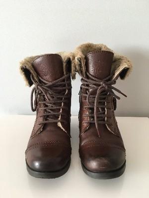 a77916ad66cab buty damskie skórzane Lasocki r. 37 workery - 6618022213 - oficjalne ...