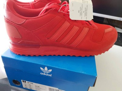 7e55dac6bbc59 Czerwone buty męskie ADIDAS! SUPER CENA! - 6395567102 - oficjalne ...