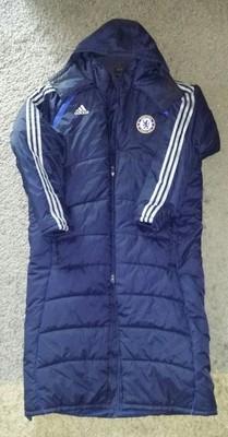 ADIDAS Chelsea F.C. 4XL płaszcz trenerski oryginał