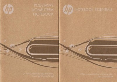 JAK NOWA DOKUMENTACJA HP DV6 INSTRUKCJE KOMPLETNE