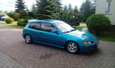 Honda Civic V Hb B16a2 6734485710 Oficjalne Archiwum Allegro