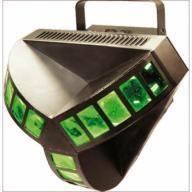 -45% OUTLET reflektor Flash MARS 2x10W RGBW 4w1