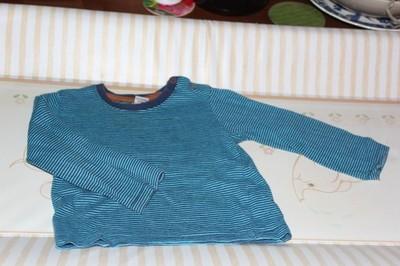 Tu T-shirt koszulka  74/80 cm 9/12 m