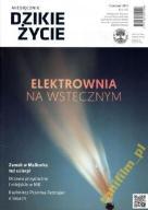 Dzikie Życie; 6/ 2015 ; odbiór Warszawa