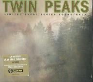 Twin Peaks Limited Event Series Soundtrack DIGIPAK