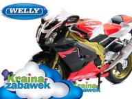 APRILIA RSV 1000R FACTORY SKALA 1:10 WELLY MODEL