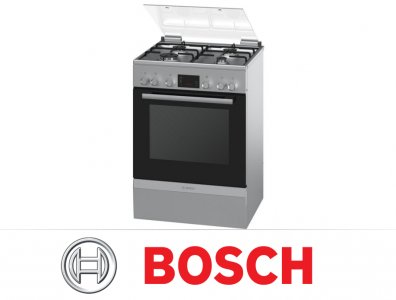 Kuchnia Gazowo Elektryczna Bosch Hgd745250l